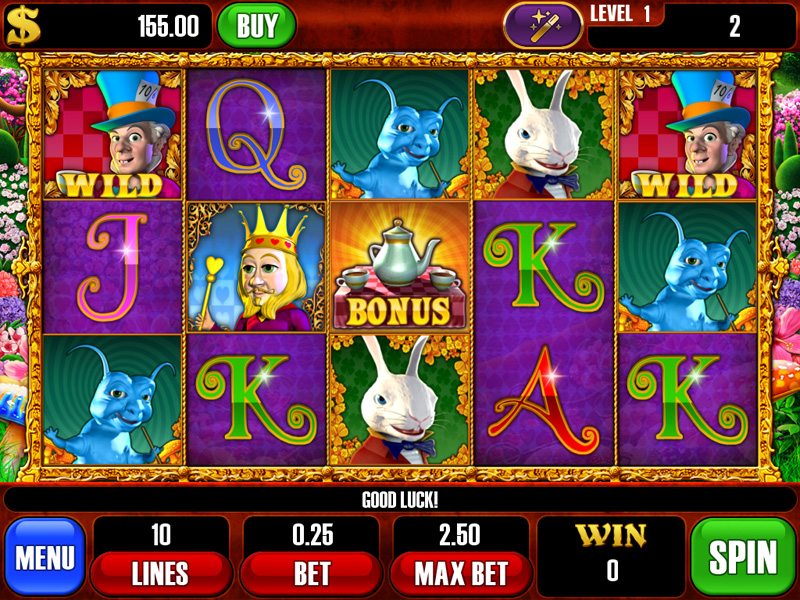 Magic of the Ring Slot Machine - Play for Free or Real Money